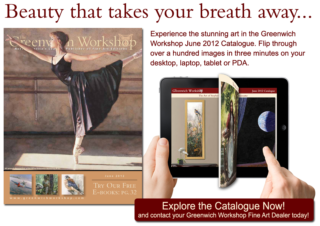 June 2012 Greenwich Workshop Catalogue