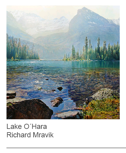 """Lake O'Hara"" by Richard Mravik"