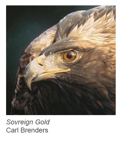 """Soverign Gold"" by Carl Brenders"