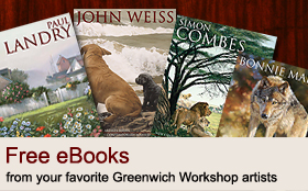Free eBooks from your favorite Greenwich Workshop Artists