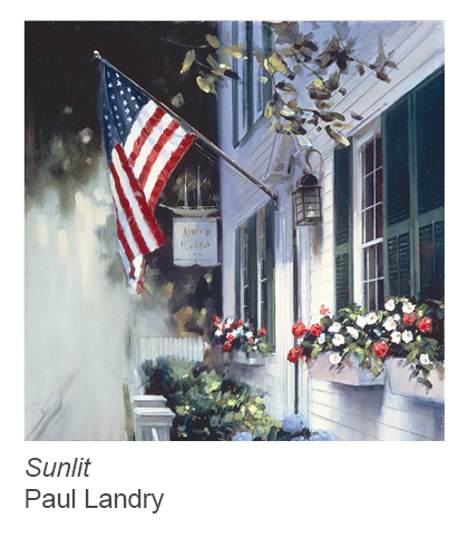 """Sunlit"" by Paul Landry"
