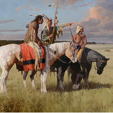 """In Quest of the Cree"" by Z.S. Liang"