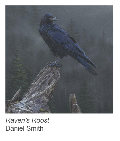 """Raven's Roost"" by Daniel Smith"
